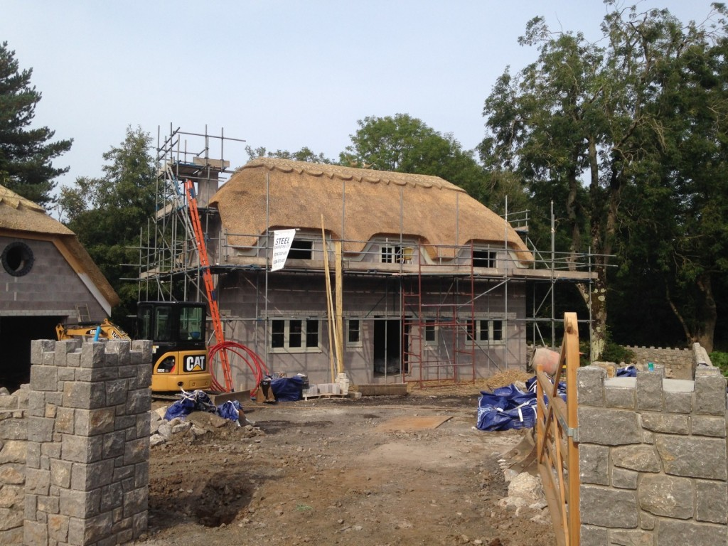 New Build Domestic property on Anglesey